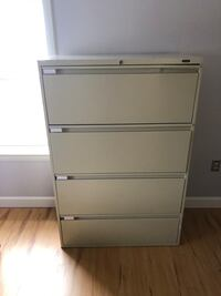 Office file cabinet without key  Alexandria, 22304