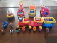 Fisher price little people lot  Williamsburg, 23185