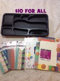 STATIONARY LOT: $10 FOR ALL Brampton, L7A