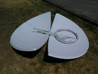 6' satelite dish previously used North Bend, 98045