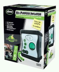 Slime Rechargeable All-Purpose Auto Tire Inflator