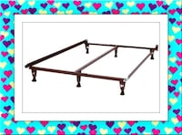 King Bed Frame with middle support Brand New Silver Spring, 20906