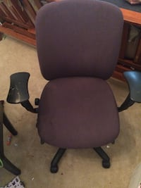 Multi adjustment computer desk chair Raleigh, 27603