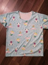 kids PJ shirt Winnipeg, R3E