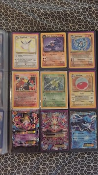 Pokemon trading card collection Lions Bay, V0N 2E0