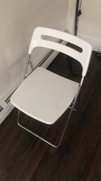 Two ikea foldable chairs for 15$ Calgary, T2E 3H1