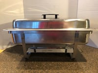 Daily Chef 8 Quart Commercial Grade Stainless Steel Chafing Dish/Food Server Manassas, 20112