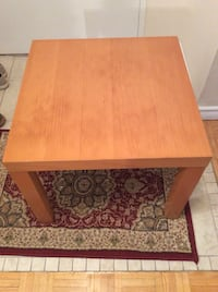 Corner table,good condition   Toronto, M2R 2A3