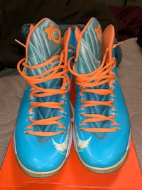 """KD 5 """"Easter"""" Size 11.5 5 km"""