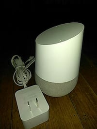 white and gray Google Home Stamford, 06902