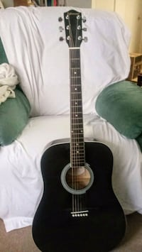 black and brown classical guitar Rockville, 20853