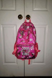 Sequence Pink Girl Backpack Toronto, M6N 2H1