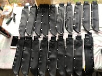 38- brand new leather machete cases bundle  Plant City, 33565