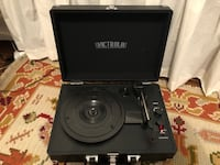 Victrola vinyl record player Washington