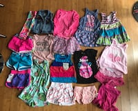 Size 4 girls assorted clothes Muscle Shoals, 35661