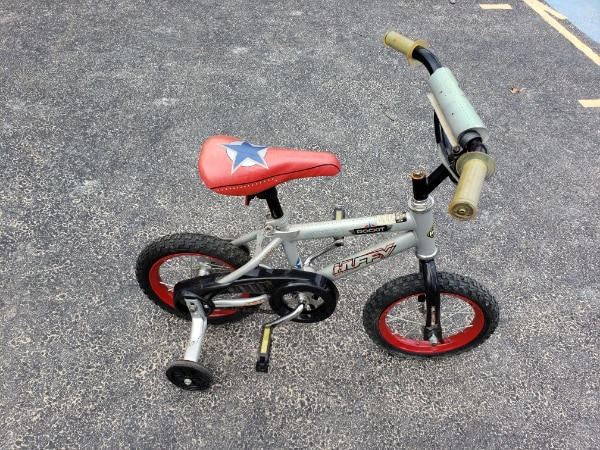 Huffy Rockit Boys Bike for ages 3 to 5 9e6f00ac-3d51-4dcb-b768-650541f17ec1