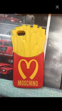 Cover iPhone 5/5C Moschino