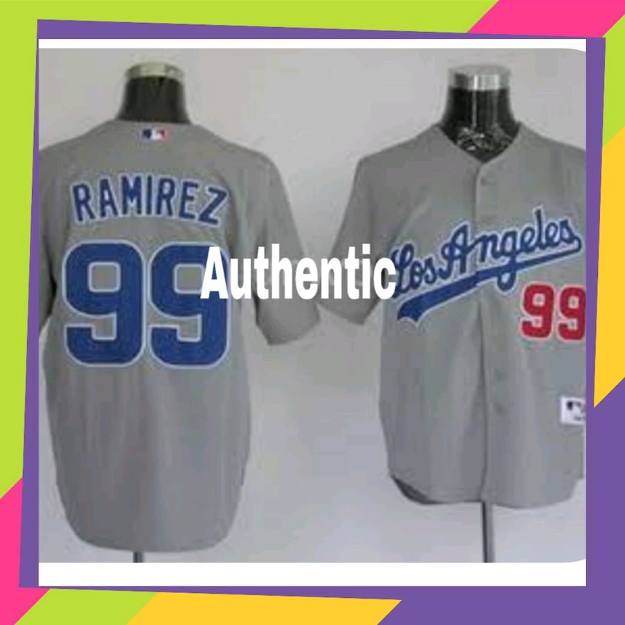 3x Los Angeles Jersey