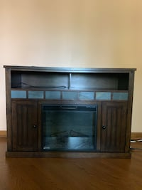 TV Console with heater Carlstadt, 07072