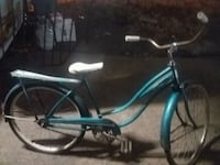 black and blue cruiser bicycle Baltimore, 21224