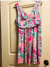 Lilly Plitzer Clothing son dress in excellent shape size extra large see pictures for details Myrtle Beach, 29572