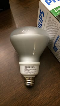 New BR30 CFL bulbs Mississauga, L4Y 3C5