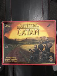 Settlers of Catan - 4 Player game