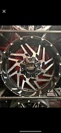 Off road 20 inch wheels we finance  Sterling Heights, 48310