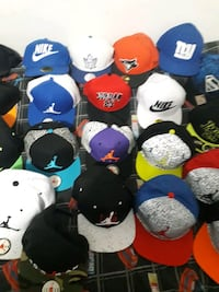 Brand new Nike  Jordan and sports hats Brampton, L6Z 3M2