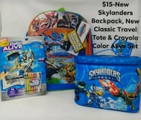 New Skylanders Set Frederick, 21701