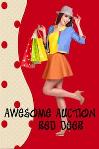 Red Deers Awesome Auction Red Deer, T4N 5L3