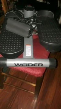 Weider fitness stepper step