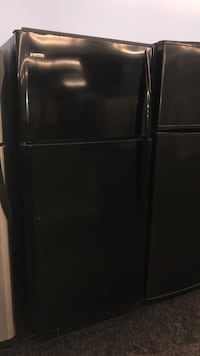 black top-mount refrigerator Toronto, M3J