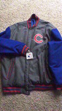 """New """"chicago cubs  3xl reversible"""