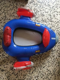 piscina inflable azul y roja 阿诺纳, 38650