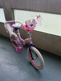 GIRL'S BIKE FOR BEGINNERS Mississauga, L5A