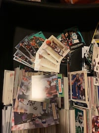 Assorted baseball trading card collection Grimes, 50111