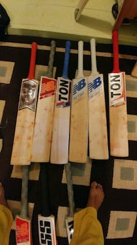 Cricket bat for sale knocked ready to play Milton, L9T 2X7