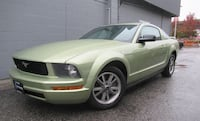 2005 Ford Mustang Vancouver