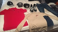 Clothes, shoes, hats for sell make me an offer Pasco, 99301