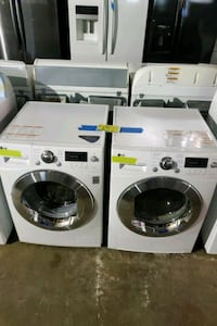 """USED LG 24"""" WASHER/ VENTLESS DRYER  Baltimore, 21223"""