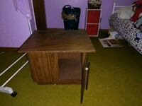 End table with storage Chattanooga, 37405