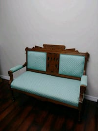 Gorgeous Antique Bench. Newly recovered Fort Myers, 33919
