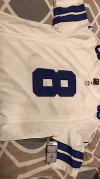 f7a5e19db81 Used Blue and white nfl jersey for sale in Gilroy - letgo