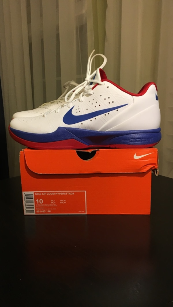 2886bd04992d9 Used Men s Volleyball Nike Air Zoom Hyperattack for sale in Fishers ...