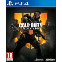 Call of Duty Black OPS 4 6158 km