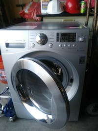 Washer and dryer in one brand new