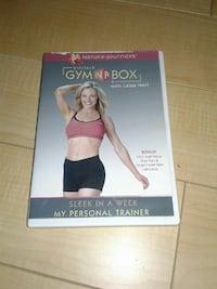 Workout DVD   New Westminster, V3M 2J9