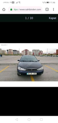 Ford - Mondeo - 1999 Horozluhan