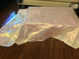Table Cloth - Lovely Unicorn Colour